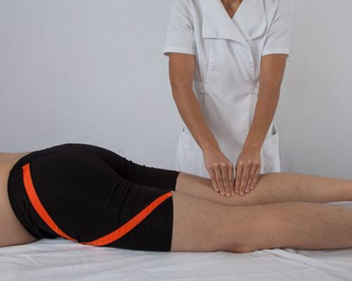 Sports Massage for Legs from Maple Clinic Dublin