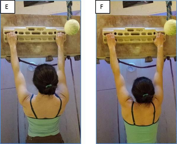 Finger Board: Shoulder Positioning